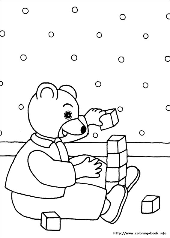 Brown Bear Brown Bear What Do You See Coloring Pages