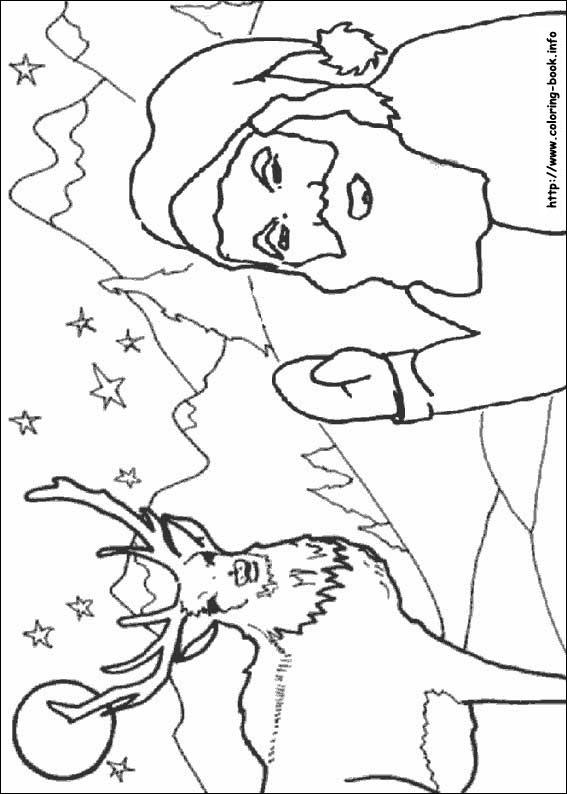 Жаре смешные, ночь перед рождеством картинки раскраски